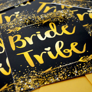 Bride Tribe Hen Party Invitations - invitations