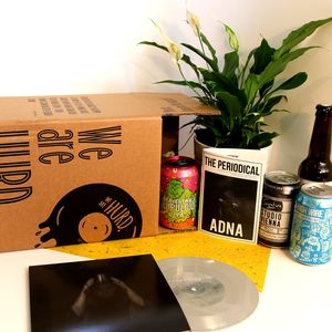 Vinyl And Craft Beer Discovery Box - beer & cider