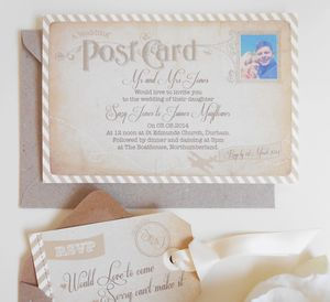 'Fly Away With Me' Invitation Suite - invitations