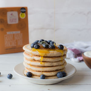 Gluten Free Grainy Brainy Pancakes Mix