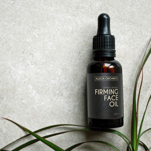 Organic Firming Face Oil - skin care