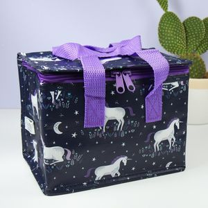 Starlight Unicorn Lunch Bag - new in garden