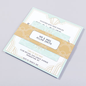 Wedding Save The Date And Invitation : Long Island - invitations