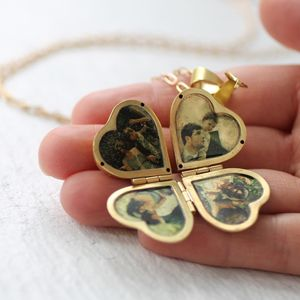 Friends And Family Locket - necklaces & pendants