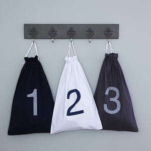 Laundry Bags Set Of Three