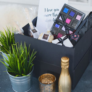 Chocolate Tasting Date Night - engagement gifts