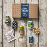 Cheers To You Craft Beer Gift Box - food & drink