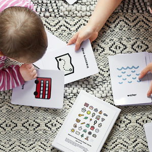 Story Time Flash Cards - gifts for babies
