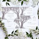 Enchanted Woodland Wedding Stationery