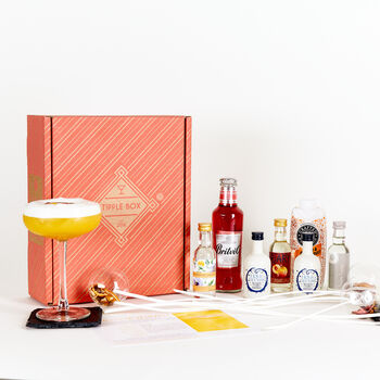 The Perfect Pornstar Martini Cocktail Set