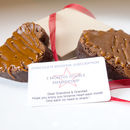 Two Brownie Heart Subscription