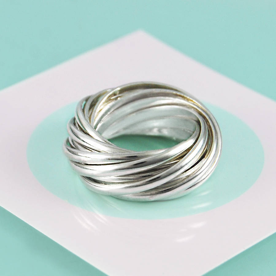 otis jaxon silver jewellery - products | notonthehighstreet.com