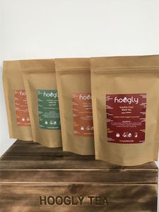 Luxury Loose Leaf Hygge Tea Blends Mix N Match - teas, coffees & infusions