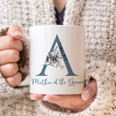 Mother Of The Bride Groom Mug Personalised