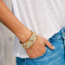 Poppy Statement Cuff