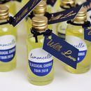 Personalised Limoncello Wedding Favours