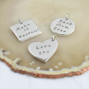 In Your Words Text Charms