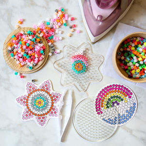 Ironing Beads Craft Kit - gifts for tweens