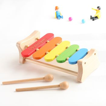 Personalised Rainbow Xylophone