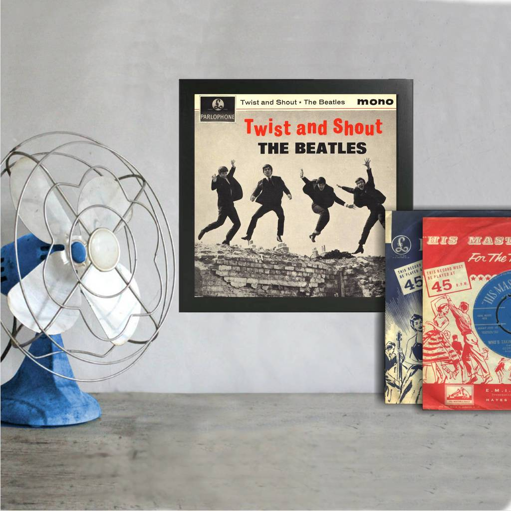 Beatles Bookends Bowl Coasters Covers Personalised By
