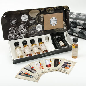 Premium Whisky Subscription Twelve Months - wines, beers & spirits