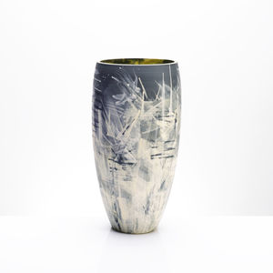 Above The Stars Series Large Ceramic Vase