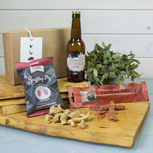 Spicy Pig And Beer Box - gift sets