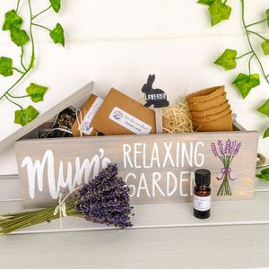 Personalised Grow Your Own Lavender Garden - plants & trees