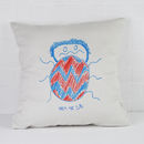 Personalised Child's Own Artwork Cushion