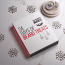 Christmas Beard Oil Advent Calendar