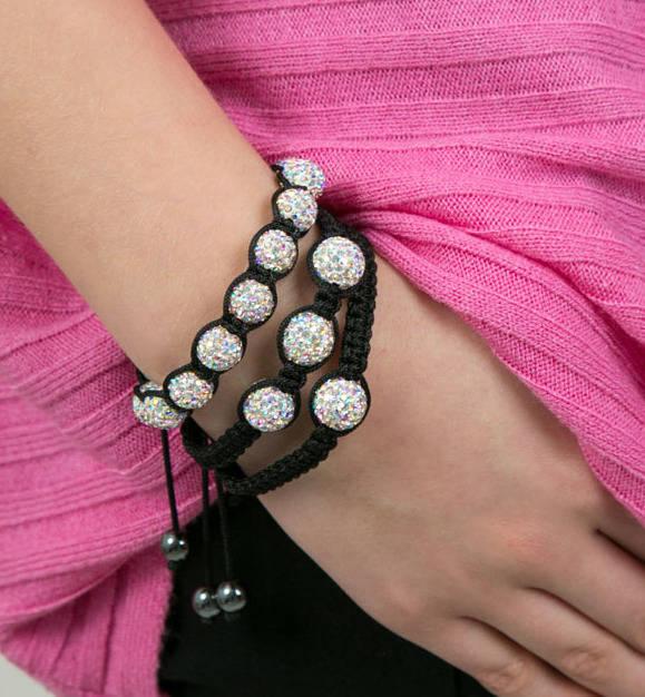 Crystal Friendship Bracelets