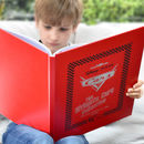 Personalised Book Of Disney Cars
