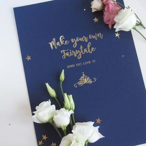 Make Your Own Fairytale Print - posters & prints