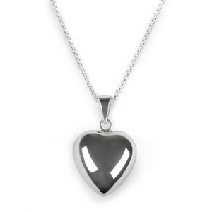 Chiming Heart Necklace