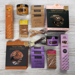 Fudge Kitchen Sharing Hamper - christmas entertaining