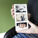 New Dad Photo Timeline Tile Decoration