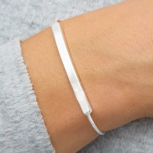 Skinny Bar Bracelet - jewellery sale