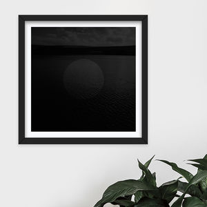 Limited Edition 'Moon Lake' Photographic Print