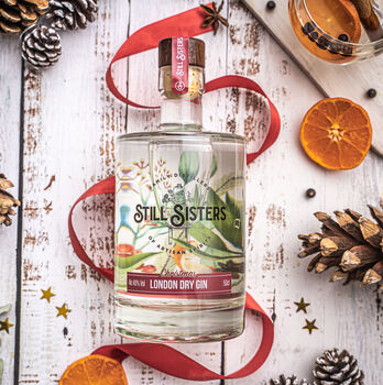 Still Sisters Christmas London Dry Gin