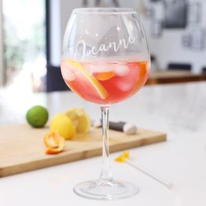 Personalised Name Cocktail Glass - new in home