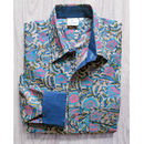 Flirty Flowers Men Shirt