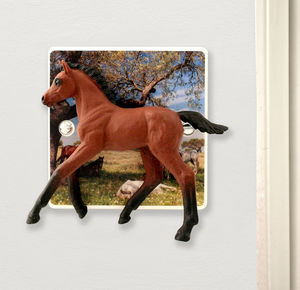 Horse Bedroom Light Switch - light switches