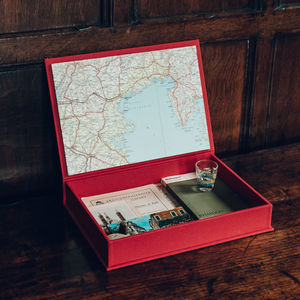 Travel Keepsake Box - storage & organisers