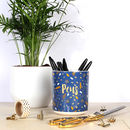 Woodland Ceramic Pen Pot