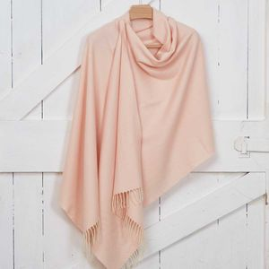 Cashmere Wrap / Blanket Scarf / Pashmina Collection - scarves