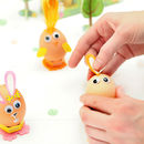 Bunny Rabbit And Chick Egg Decorating Kit