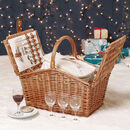 Amelie Personalised Luxury Slope Sided Family Hamper