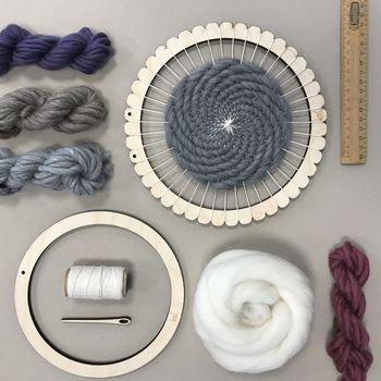 Medium Circular Weaving Kit