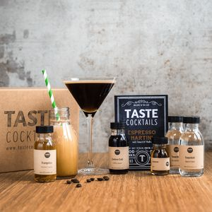 Espresso Martini Cocktail Kit - gifts for grandparents