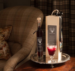 Organic Blackcurrant Gin And Colombian Coffee - £25-£50 gifts